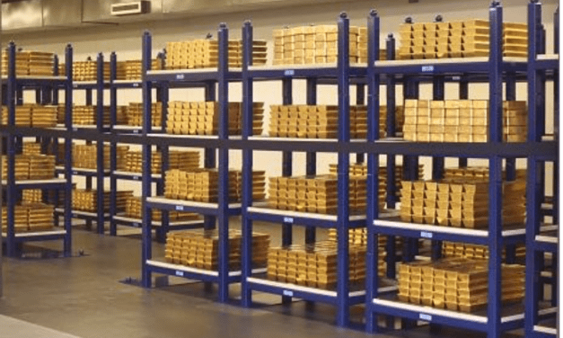 """Central Bank Issues Stunning Warning: """"If The Entire System Collapses, Gold Will Be Needed To Start Over"""""""