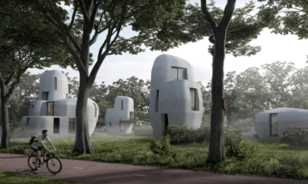 This Company Is Building Hemp Houses Using 3D Printing