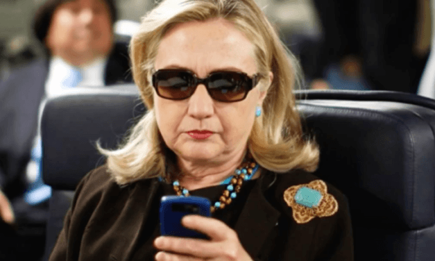 Hillary Clinton Pitches Conspiracy Theory That Tulsi Gabbard, Jill Stein Are Russian Assets