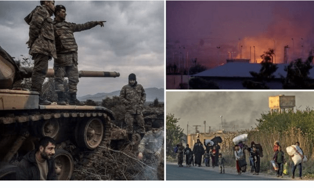 TURKEY'S MILITARY OPERATION IN SYRIA: THE BLUNT TRUTH and ALL THE LATEST UPDATES