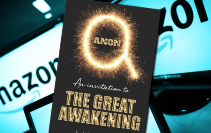 Best Selling Q Anon Book Publisher Dies from Poison