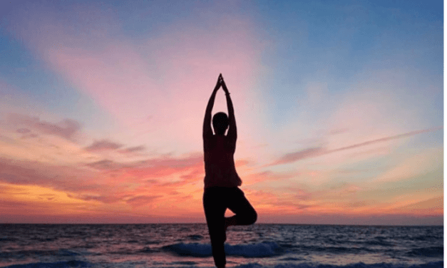 7 Effective Yoga Asanas for Curbing Anxiety, Stress, and Insomnia